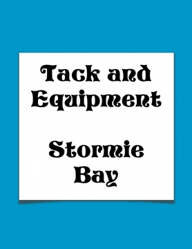 Tack and Equipment