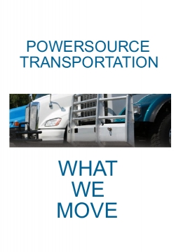 POWERSOURCE TRANSPORTATION