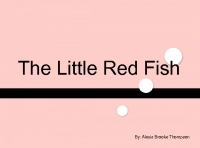 The big fish that was red