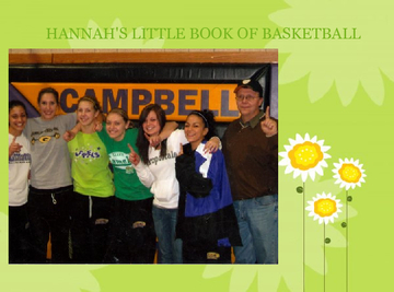 HANNAH'S LITTLE BOOK OF BASKETBALL