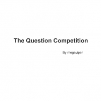 The Question Competiion