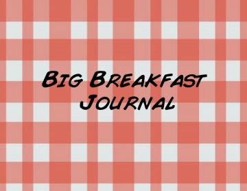 Ivan's Big Breakfast Journal