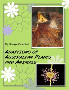 Adaptions Of Australia Plant and Animals