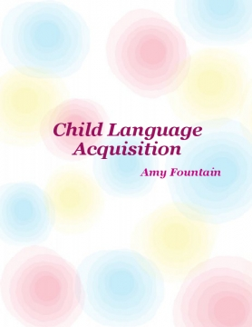 Child Language Aquisition