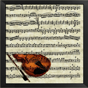 Violin Music Book