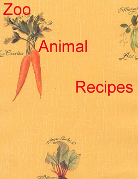 Zoo animal recipes