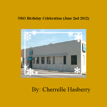 NSO Birthday Celebration (June 2nd 2012)