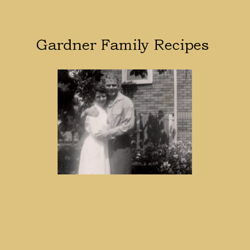 Gardner Family Recipes