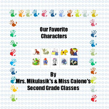 Our Favorite Book Characters