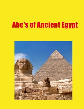 A to Z Ancient Egypt