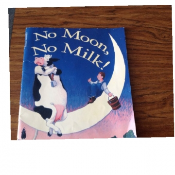 No moon no milk