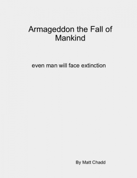 armageddon the fall of mankind