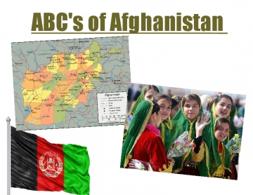 ABC's of Afghanistan