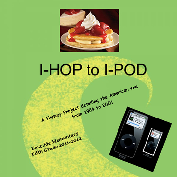 IHOP to IPod