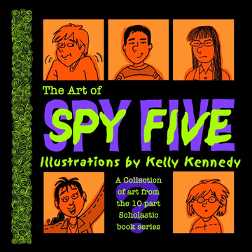 The Art of Spy Five