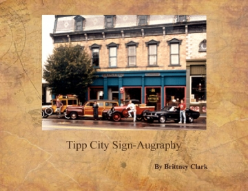 Tipp City Sign-Augraphy