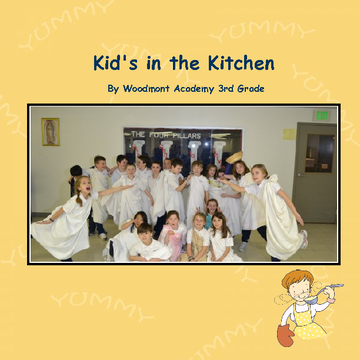 Kid's in the Kitchen