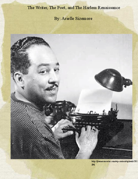 The Writer, The Poet, and The Harlem Renaissance