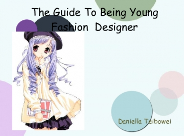 The Guide To Be A Fashion Designer