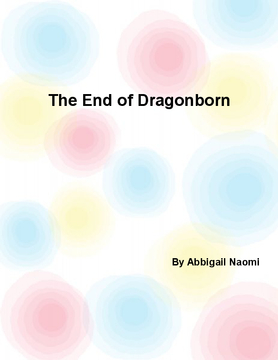 The End Of Dragonborn