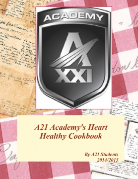 A21 Academy's Cookbook copy