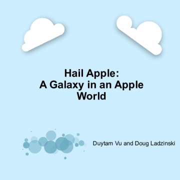 Hail Apple