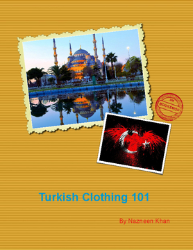 Turkish Clothing 101