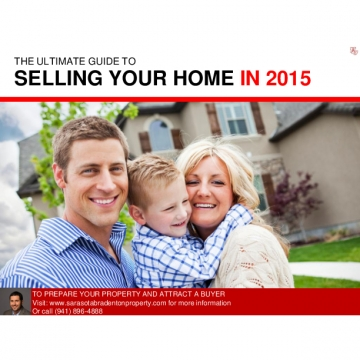 The Ultimate Guide To Selling Your Home in 2015