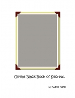 Olivias Black book of secrets