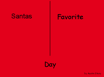 Santa's Favorite Day