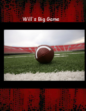 Will's Big Game