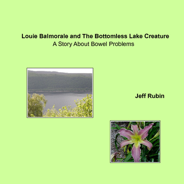 Louie Balmorale and the Bottomless Lake Creature