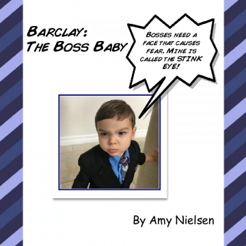 Barclay The Boss Baby