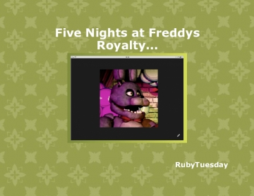 The Queen of fnaf