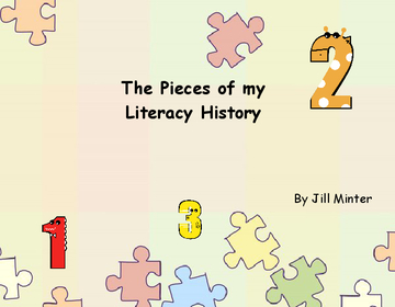 The Puzzle Pieces of my Literacy History