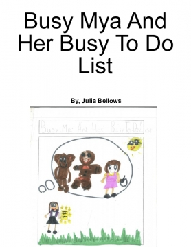 Busy Mya And Her Busy To Do List