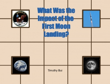 What was the Impact of the First Moon Landing?
