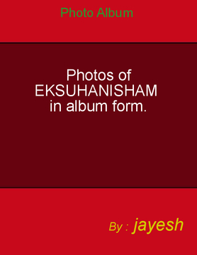 Photos in Album Form of Eksuhanisham.