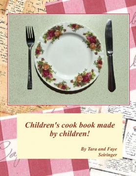 Tara and Faye's children cook book