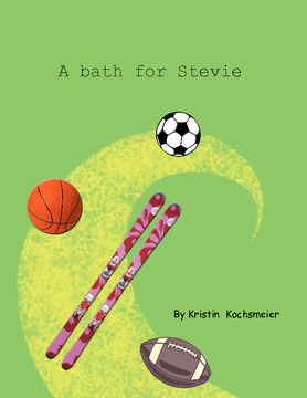 A bath for Stevie