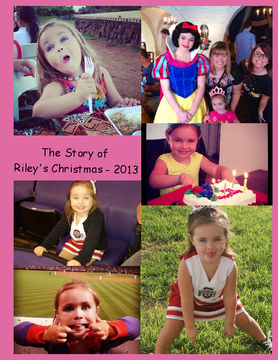 Riley Jacopin's 3rd Christmas