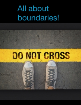 Type of boundaries