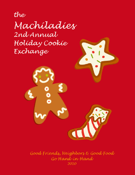Machilladies' Holiday Cookies