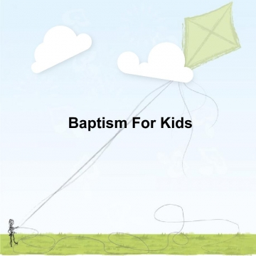 Baptism for Kids