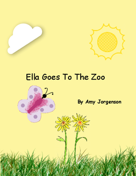 Ella  Goes To The Zoo