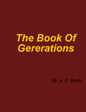 The Book Of Geration
