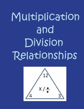 Multiplication and Division Relationships