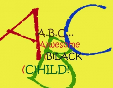 I'm ABC  (Awesome Black Chocolate)