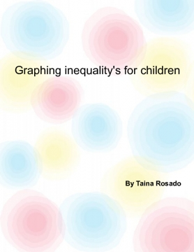 Graphing inequality's for children