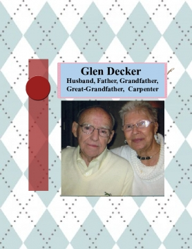 The Glen Decker Story